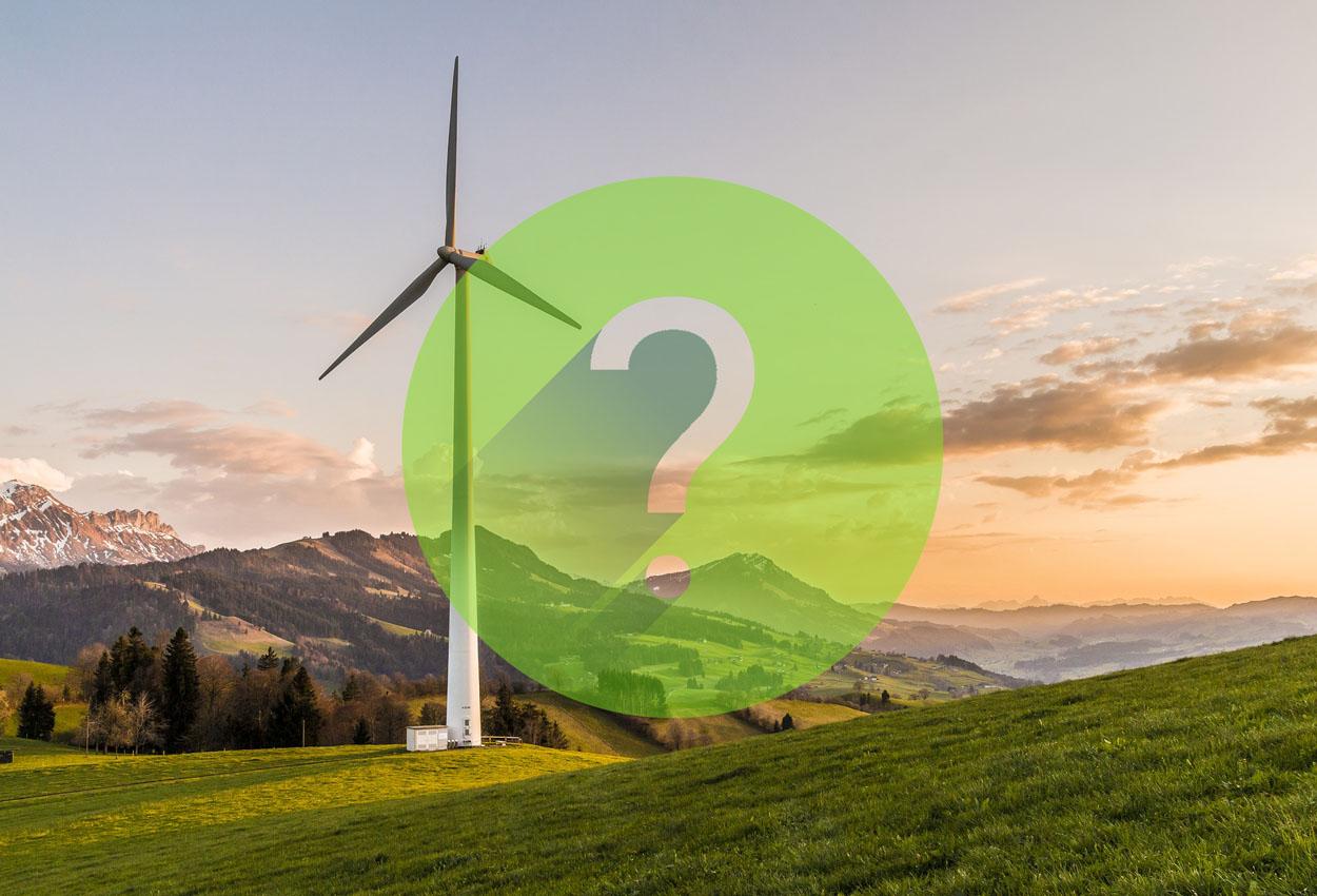 Informatoinen Projekt Lungau Windräder