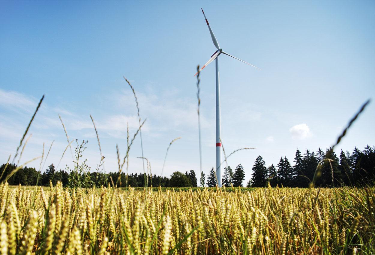 Windkraftanlage Lungau